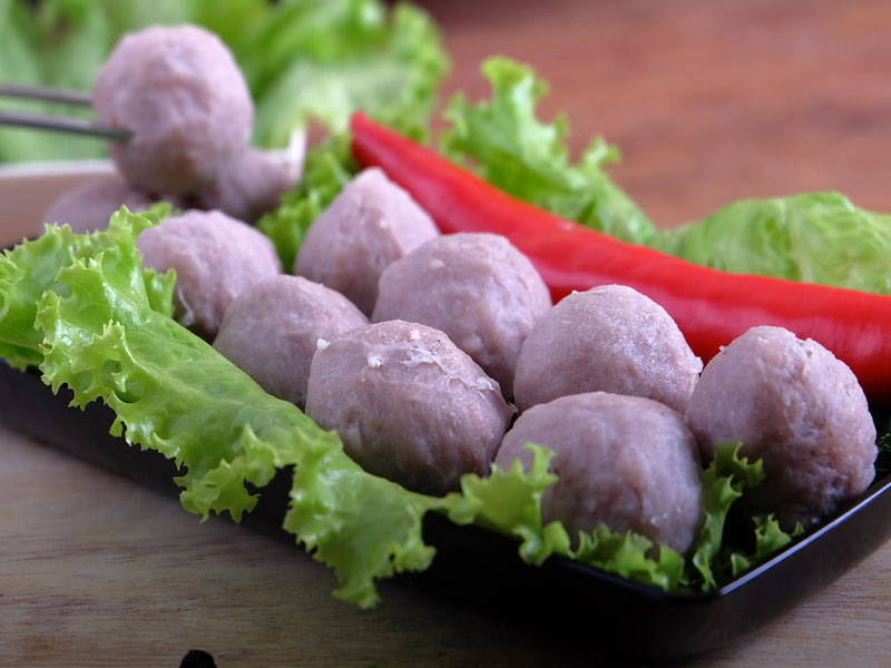 Beef Meat Ball (Bakso Sapi)
